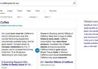 Bing: search engines have a responsibility to get people out of their bubbles