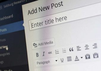 12 Tips for Starting Your Very First Blog