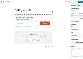 ClassicPress: Alternative to WordPress without Gutenberg & React.js
