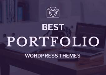 20+ Very Best Portfolio WordPress Themes for 2019
